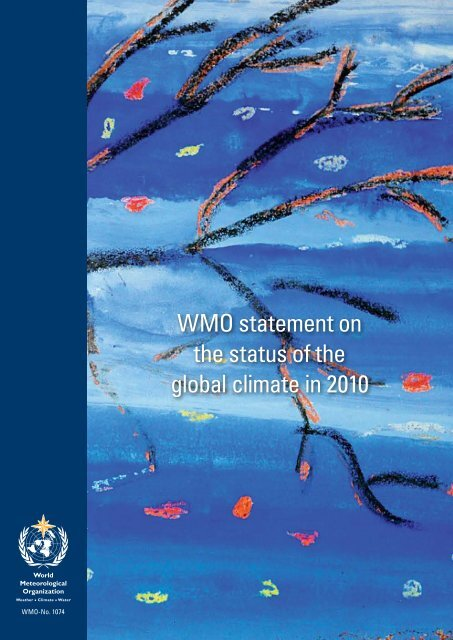 WMO statement on the status of the global climate ... - E-Library - WMO