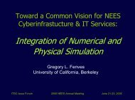 Integration of Numerical and Physical Simulation - Network for ...