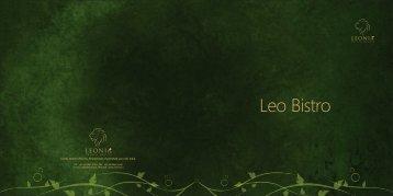 Leo Bistro - Leonia Holistic Destination