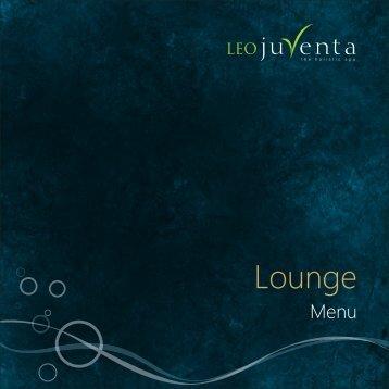 Lounge menu.cdr - Leonia Holistic Destination
