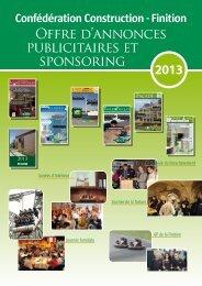 2013 - Magazines Construction