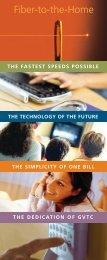 Fiber Optics Flyer - Gvtc.com