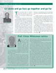FALL 2006 NEWS - School of Social Work - Michigan State University - Page 2
