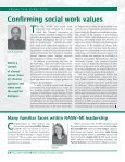 Fall 2007 News - School of Social Work - Michigan State University - Page 2