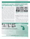 Fall 2007 News - School of Social Work - Michigan State University - Page 3