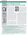 Fall 2007 News - School of Social Work - Michigan State University - Page 6