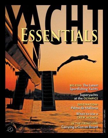 January/February 2011 - Yacht Essentials