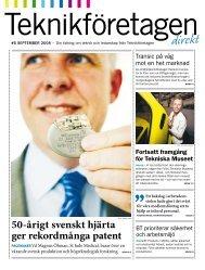 Teknikföretagen Direkt nr 5 2008