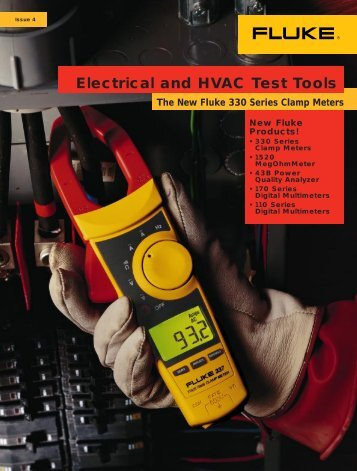 Electrical HVAC Catalog - MetricTest