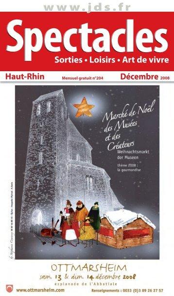 ÉTÉ 2008 Sorties • loisirs • Art de vivre Décembre 2008 Haut ... - JDS.fr