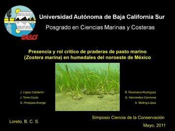 Calderon - Simposio de Ciencia de la Conservacion