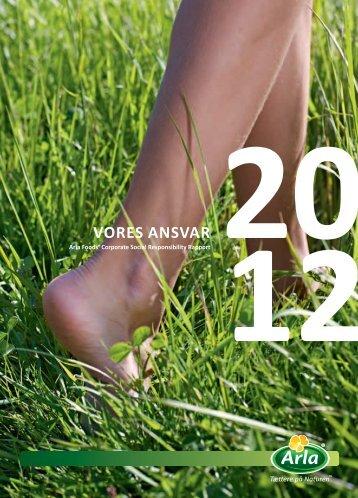 Vores Ansvar (Danish) - Arla.com