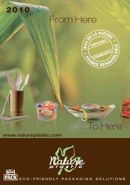 Catalogue PDF - Nature Plastic