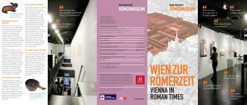 FOLDER ALS PDF-Download - Wien Museum