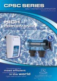 Compu Pool Products - Aqua Spa Pak