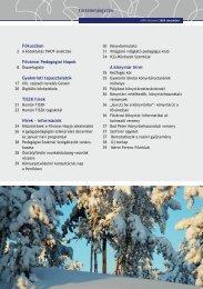 Hírlevél 2009 december - Mérei Ferenc Fővárosi Pedagógiai és ...