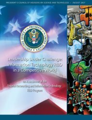 Leadership Under Challenge: Information Technology R&D in a
