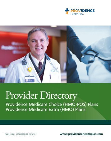 Primary Care Providers - Providence Health Plan