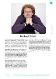 über Michael Pelzel (pdf, D/EN) - soniq performing arts