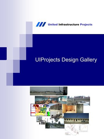 UIProjects Design Gallery - Services