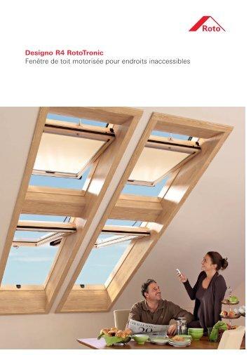 Designo R4 RotoTronic - La Fenêtre de Toit - Roto