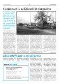 ADVENTI UDVAR A VÁROSHÁZA ELŐTT - Paksi Hírnök - Page 3