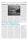 ADVENTI UDVAR A VÁROSHÁZA ELŐTT - Paksi Hírnök - Page 5