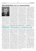 ADVENTI UDVAR A VÁROSHÁZA ELŐTT - Paksi Hírnök - Page 7