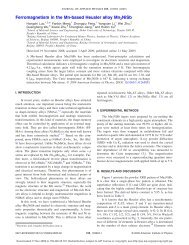 Ferromagnetism in the Mn-based Heusler alloy Mn2NiSb
