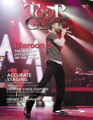 Maroon 5 - Mobile Production Pro