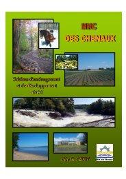 Schéma d'aménagement et de développement révisé - MRC DES ...