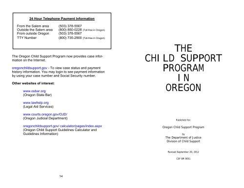 Child Support Calculator Oregon Newatvs Info