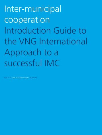 Inter-municipal cooperation Introduction Guide ... - VNG International