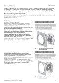 PR-2009-0109-CZ • Změny vyhrazeny • 09/2011 1 - Page 7