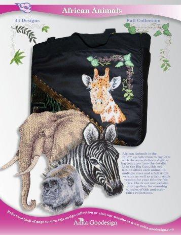 African Animals African Animals