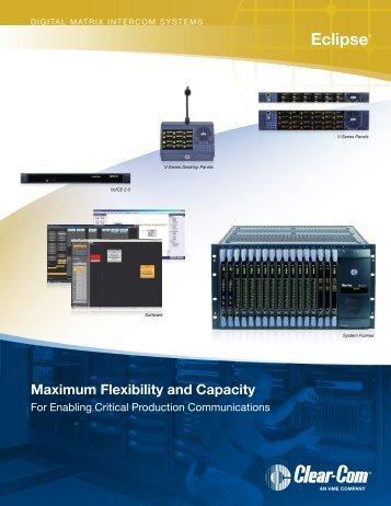 Eclipse® - Digital Precision Systems