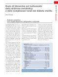 dellasindrome metabolica e delle complicanze ... - Salute per tutti - Page 2