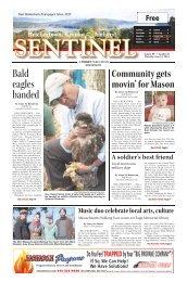 June 13, 2013 PDF Edition - The Sentinel