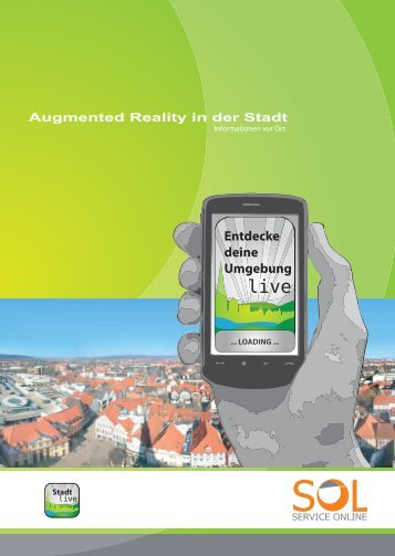 Augmented Reality in der Stadt - SOL.Service Online