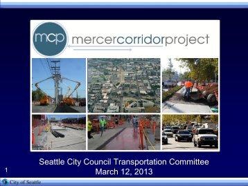 Mercer West Construction