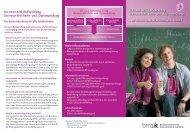 Die neue BHS-Reife- und Diplomprüfung - Berufsbildende Schulen
