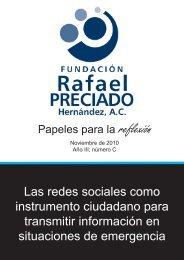 Maquetación 1 - Fundación Rafael Preciado