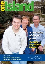Download March 2012 Edition - Isle of Wight Council