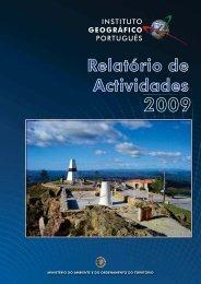 2009 - Instituto Geográfico Português