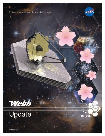 Download the pdf - James Webb Space Telescope - NASA