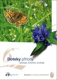 Doteky přírody - Moravskoslezský kraj