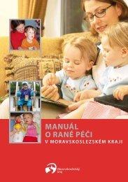 Manuál rané péče - Moravskoslezský kraj