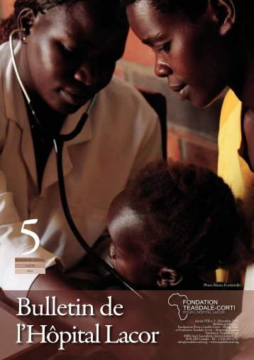 """Bulletin du Lacor 5 2012.pdf - Dominique Corti on """"My Defining ..."""