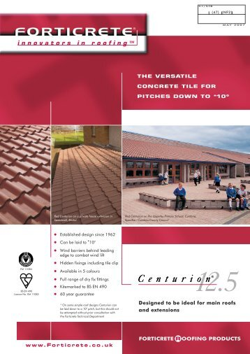 Download Product Brochure [ PDF 294 KB ] - Raven Roofing Supplies