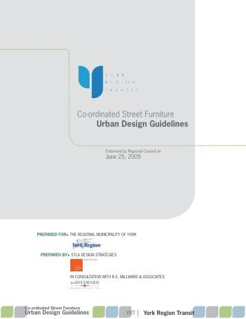 Furniture Design Guidelines urban street design guidelines - (css) national dialog 2
